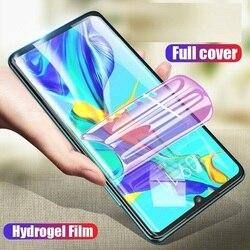 На Алиэкспресс купить стекло для смартфона transparent screen protector hydrogel film for lg k61 k 61 k41s k51s q51 v60 thinq protective film not glass