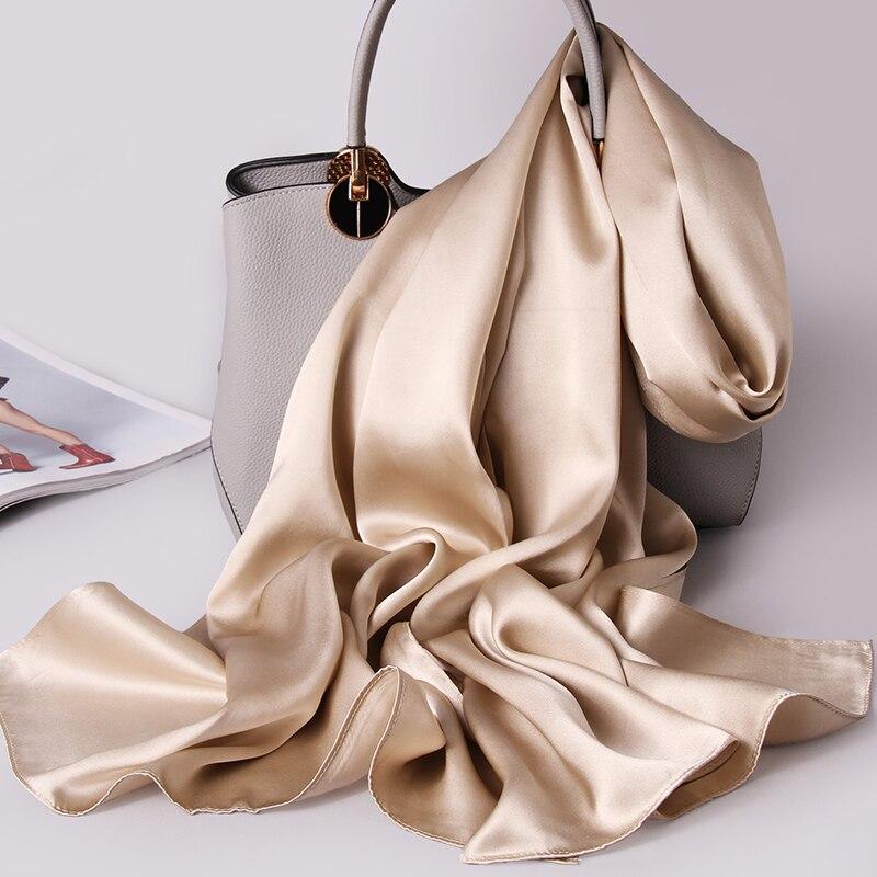 Nature Silk Large Scarf