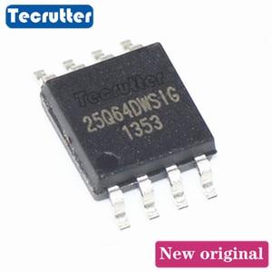 Image 3 - 5PCS W25Q64DWSSIG 25Q64DWSIG 8MB 64Mbit 25Q64 W25Q64 1.8V SOIC8 SPI FLASH