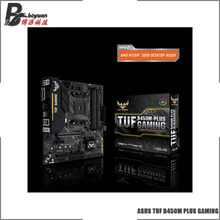 ASUS TUF B450M-PLUS GAMIN B450M AMD B450 DDR4 3466MHz, 32Gbps M.2, HDM
