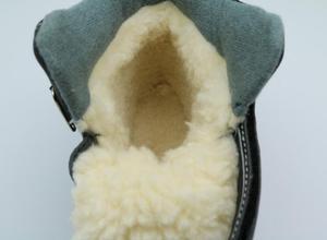 Image 5 - Зимние сапоги для мальчиков и девочек, детские зимние сапоги из натуральной шерсти внутри, теплые водонепроницаемые сапоги на 30 градусов, размеры от 27 до 32, wallvell