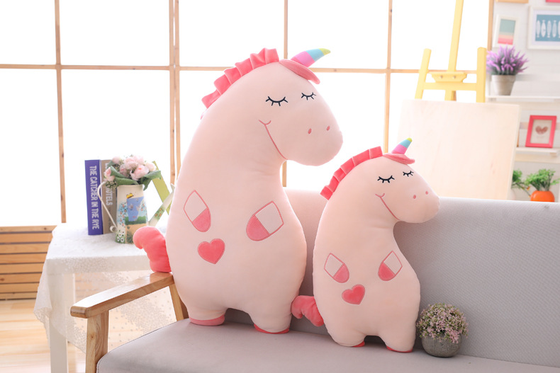 feisty pets soft toys for children plush stuff animals anime rabbits Bear Panda Dog unicornio unicorn
