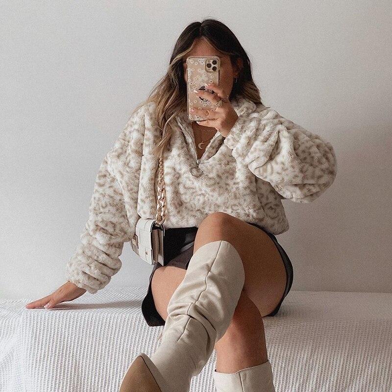 Khaki Sweatshirt (2)