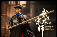 ACE TOYZ (AT-008) 1/6 Scale The Kung Fu Master 2 Donnie Yen Full Set Doll Model With Box for Fans Gifts