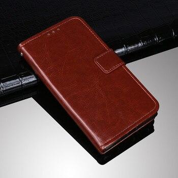 Перейти на Алиэкспресс и купить Чехол для Xiaomi Redmi 7A чехол из искусственной кожи флип для Coque Xiomi Redmi 7A чехол для телефона с держателем для карт Магнитный
