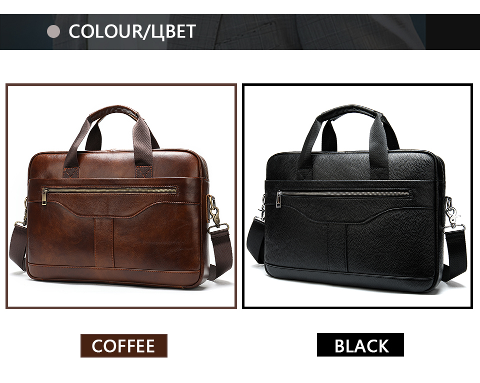 H35df36f898fd4da0a9fcc98cba5449414 MVA men's briefcase/genuine Leather messenger bag men leather/business laptop office bags for men briefcases men's bags 8572