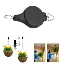 Telescopic hook creative supplies hanging pot hanging orchid flower pot decoration plant family gardening supplies