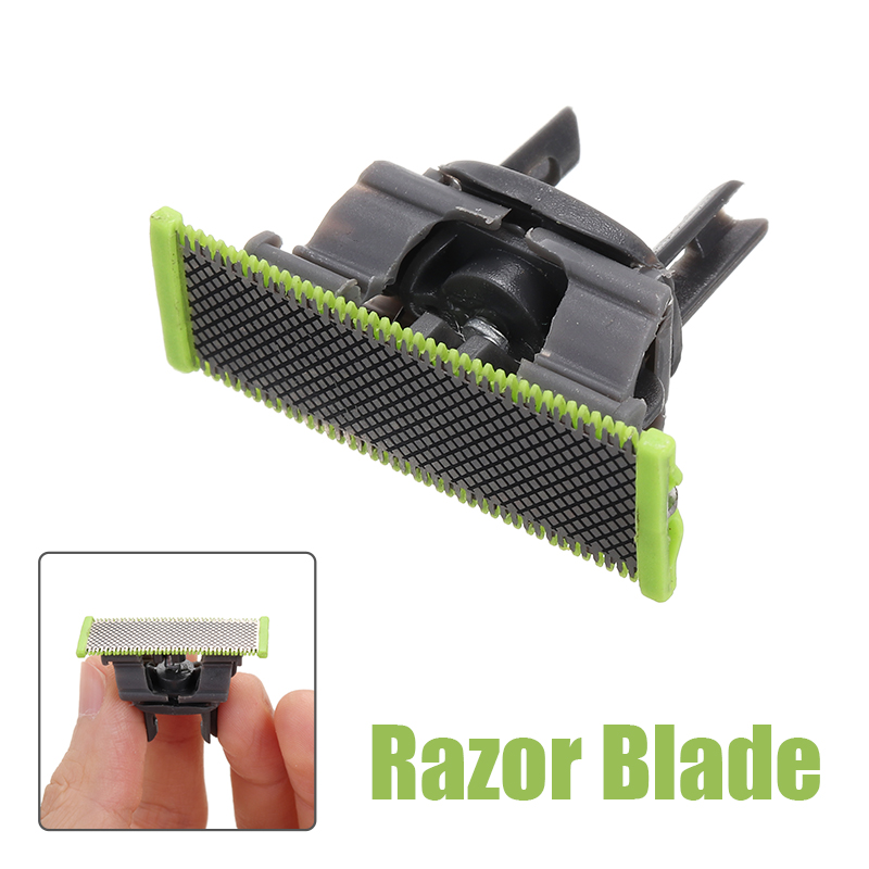 Practical Replacement Blade For Philips QP2523 QP2530 QP6523 OneBlade Razor Blade Head Replacement Blade Safe Trimmer
