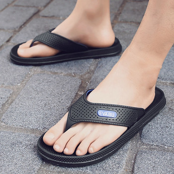 Kapcie domowe męskie kapcie kryty lato plaża oddychające sandały męskie pantofle japonki płaskie buty japonki meskie # y2 tanie i dobre opinie Eillysevens Poza Stałe Szycia NONE Pasuje prawda na wymiar weź swój normalny rozmiar Niska (1 cm-3 cm) FLIP FLOPS Wiosna jesień