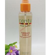 Pulverizador protetor térmico do cabelo do protetor da manteiga de karité de cantu 151ml