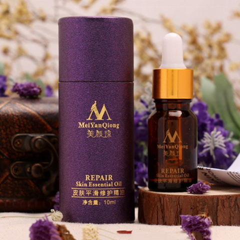 MeiYanQiong 10ml Acne Scar Repair Essential Oil Lavender Whitening Skin Care Essential Oil Remove Ance Burn Strentch Marks TSLM2 Islamabad