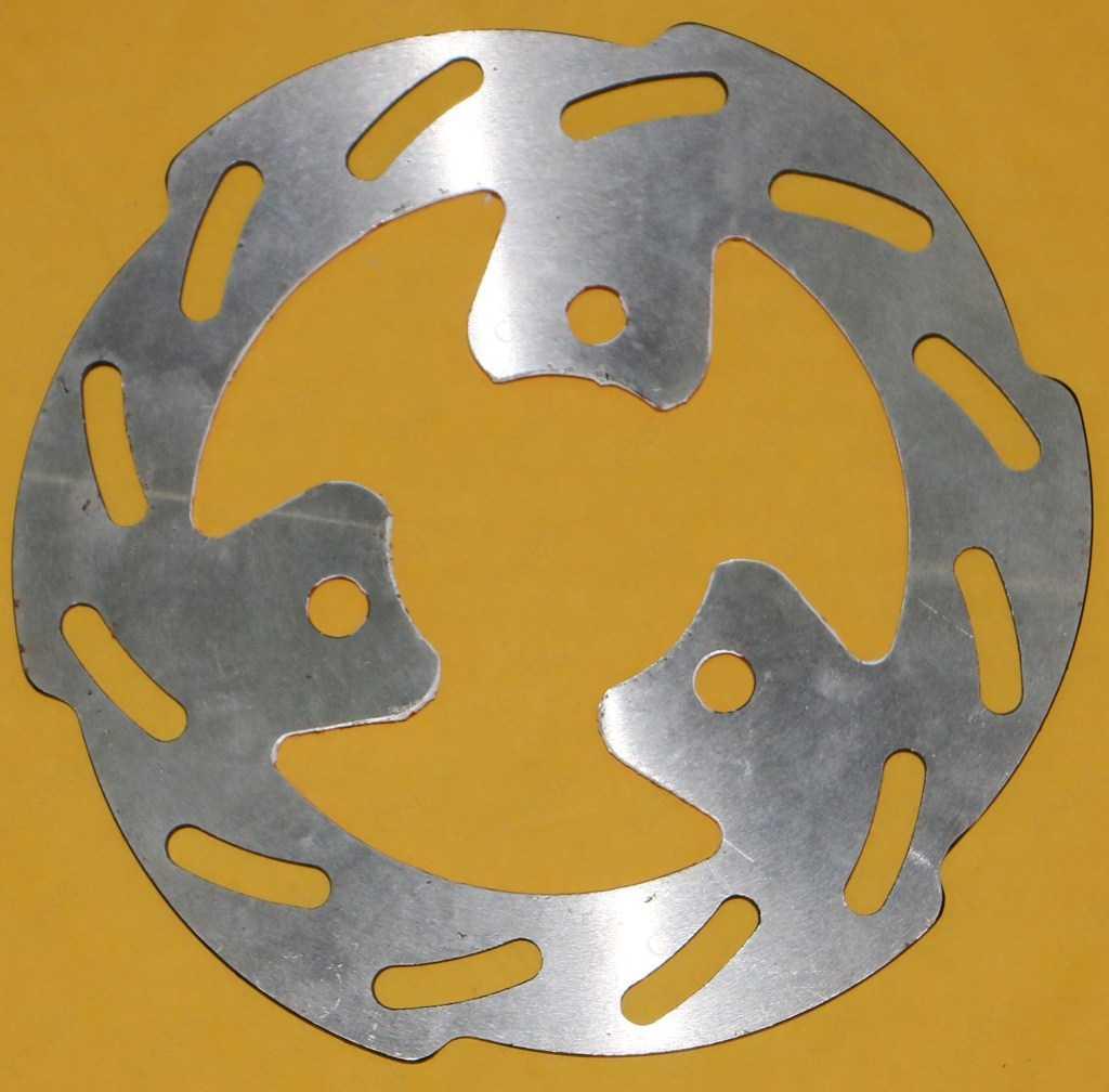 Brake Pads for Vespa ET2 50 97-05 F