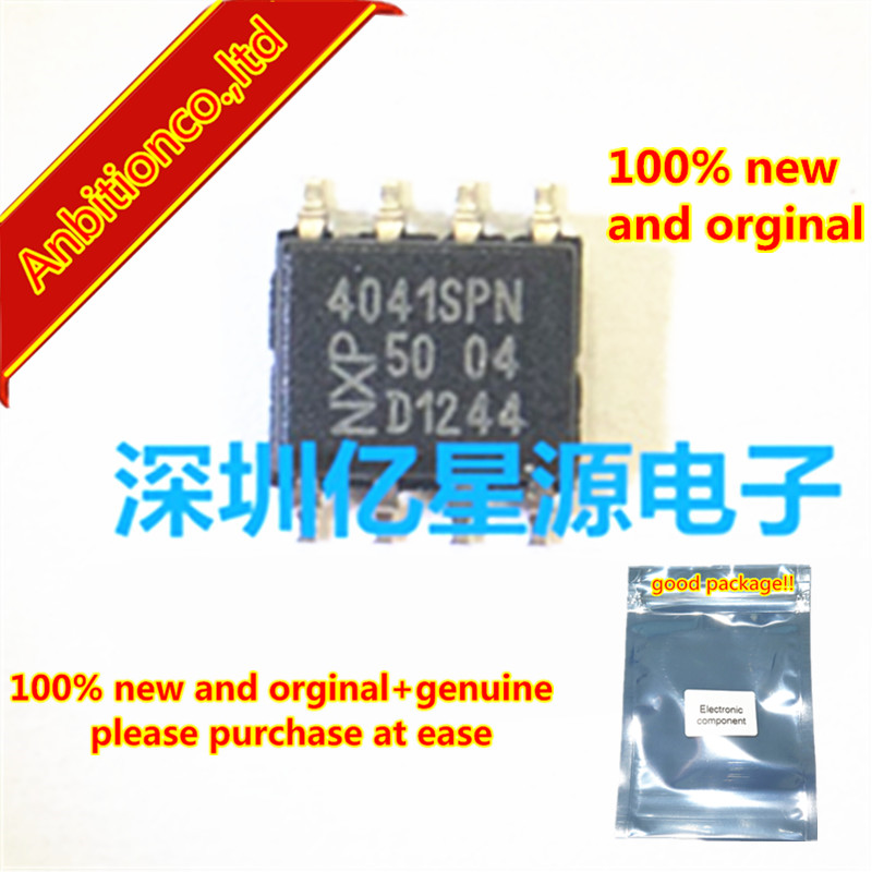 1pcs 100% New Original PBSS4041SPN SOP8 In Stock