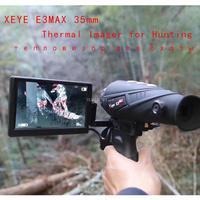 2020 NEUE IRAY E3MAX Thermische Imager für Jagd Nachtsicht Umfang тепловизор для охоты Jagd Taktische 35mm Objektiv-in Nachtsichten aus Sport und Unterhaltung bei