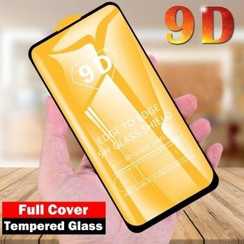 Перейти на Алиэкспресс и купить 9D полное покрытие из закаленного стекла для BBK vivo V19 V17 Neo V15 V11i V11 S1 Pro Global V9 Youth Защитная пленка для экрана