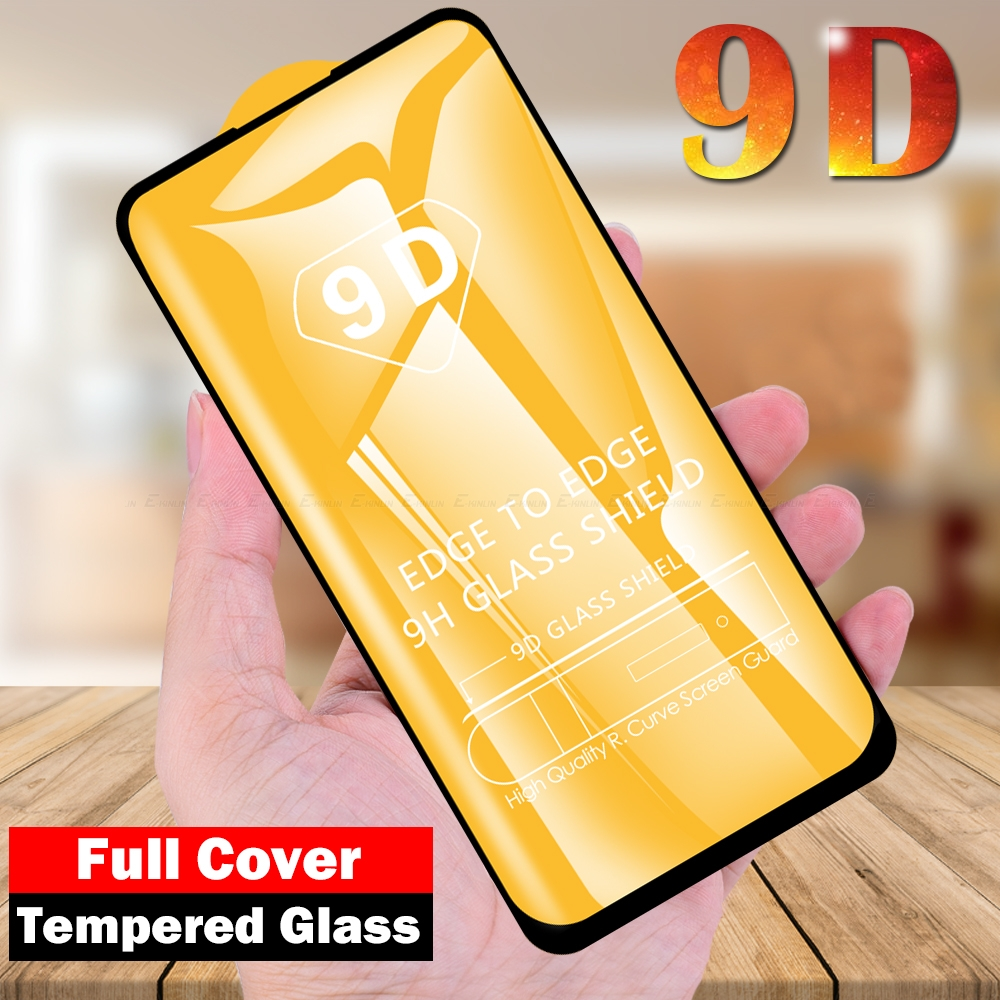 9D Full Cover Tempered Glass For BBK Vivo IQOO V17 Neo V15 V11i V11 S1 Pro Global V9 Youth 5G Screen Protector Protective Film