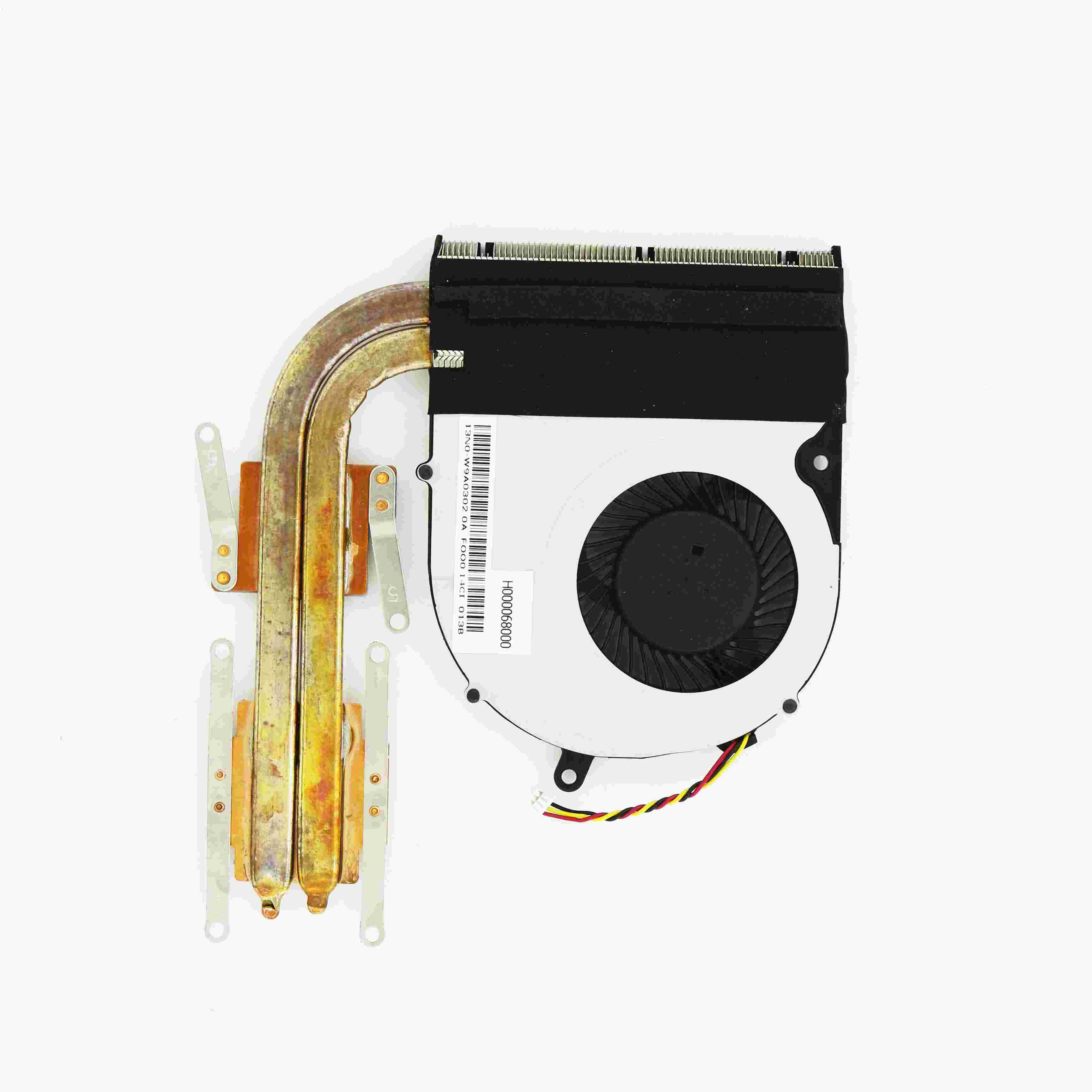 Heatsink Assembly Radiator Cooler 04w0343 landp-tech Laptop for Lenovo Thinkpad E30 CPU Cooling Fan