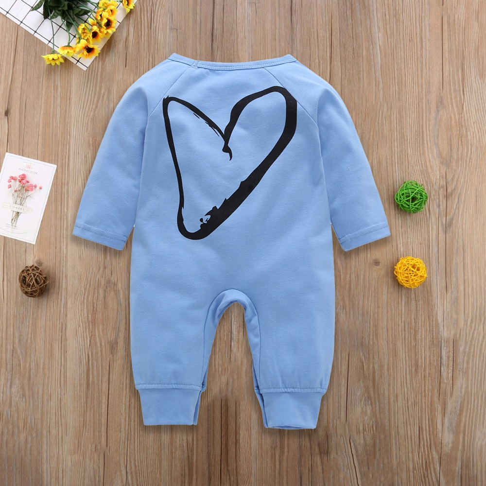 H35e1769c635a407fac74ef276b06cf3ak 2018 New Newborn Baby Boys Girls Romper Animal Printed Long Sleeve Winter Cotton Romper Kid Jumpsuit Playsuit Outfits Clothing