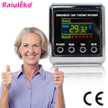 Diode 650nm Laser Therapy Watch LLLT For Rhinitis Diabetes Hypertension Thrombosis Cholesterol Laser Irradiation Instrument