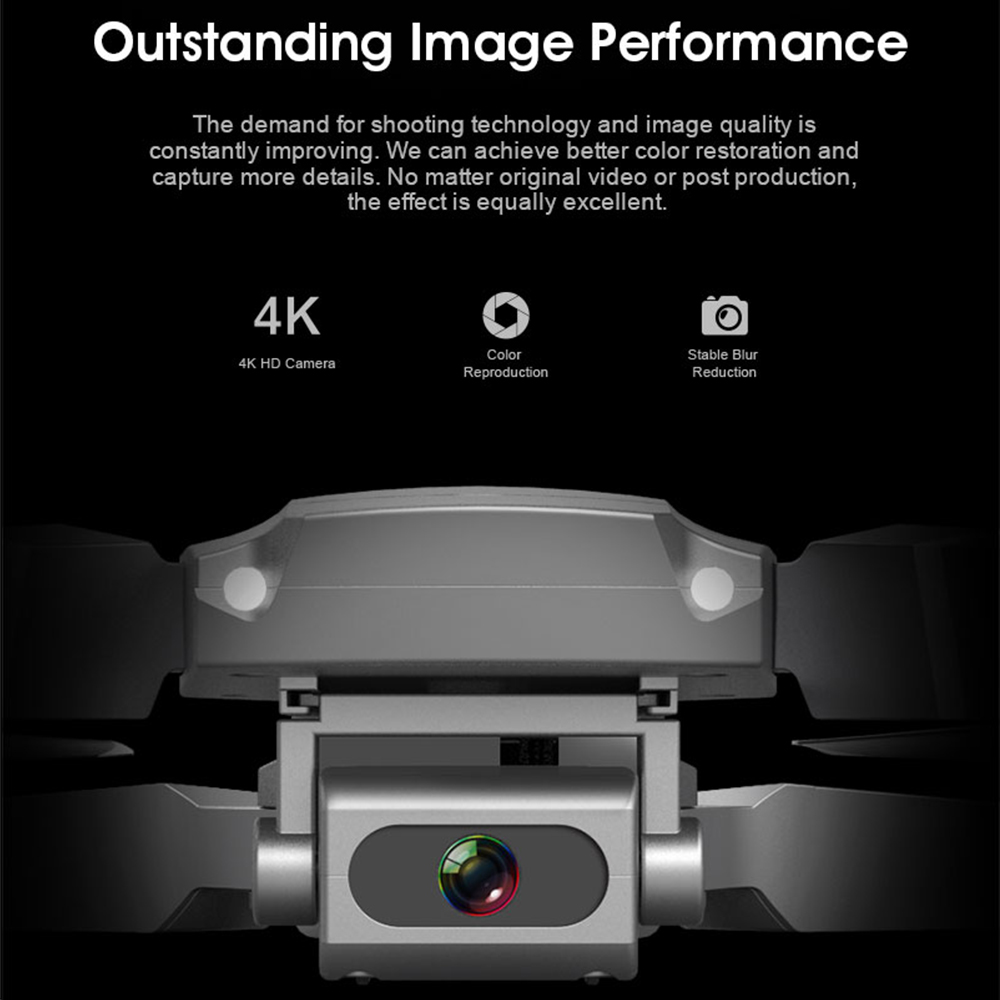 4K WIFI 1080P FPV DRONE X PRO v2.0 3