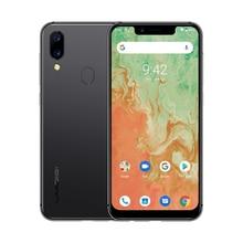 UMIDIGI – téléphone portable A3X, Version globale, Android 10, 4G LTE, 5.7 pouces, 3 go de RAM, 16 go de ROM, 16mp, 3300mAh, reconnaissance faciale, empreintes digitales