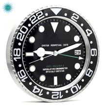 Роскошный дизайн настенные часы для домашнего декора металлическая Искусство большие наручные часы, настенные часы Добро пожаловать дропшиппинг заказы
