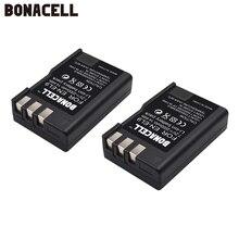 Bonacell 2000 Mah EN EL9 En EL9 EN EL9a En EL9a EL9a Digitale Camera Batterij Akku Voor Nikon EN EL9a D40 D60 D40X d5000 D300 L50