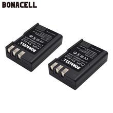Bonacell – batterie pour appareil photo numérique, AKKU, pour Nikon 2000 D40 D60 D40X D5000 D300 L50, EN-EL9 mAh, EN-EL9a EN EL9 EN-EL9a EN EL9a EL9a