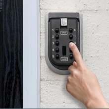 Настенный уличный замок для ключей набор из 10 значных кнопок