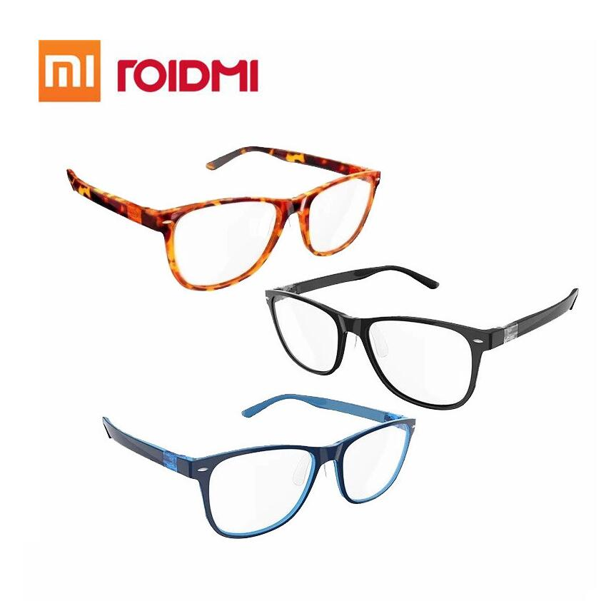 Xiaomi ROIDMI Qukan B1 Photochromic Anti Blue Ray Protect Glasses Detachable Anti-blue-rays Protective Glass W1 Updated Unisex