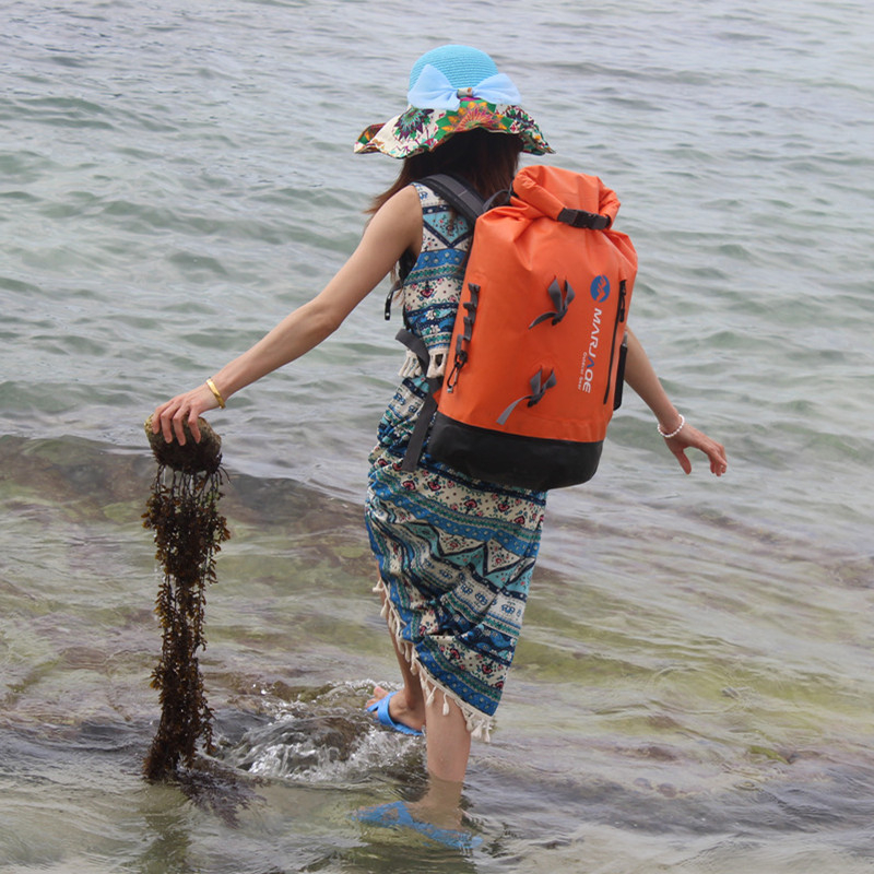 30L ПВХ герметичная Водонепроницаемая сухая сумка для активного отдыха, водного путешествия, плавания, кемпинга, дрейфующих по течению, Боль