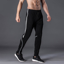 Gym-Trousers Running-Pants Jogging Football Athletic Training Men with Pocket Elasticity