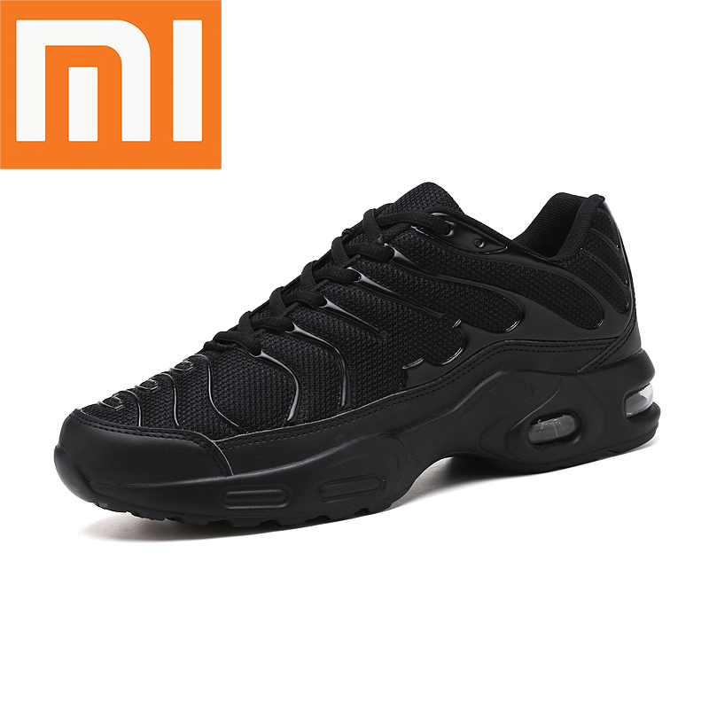 Xiaomi Running Shoes Fashionable Comfortable Breathable Men's Sports Shoes Walking Casual Jogging Increase Antiskid Sneakers