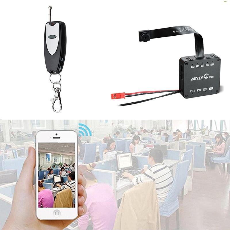 Module caméra sans fil caméscope caméra à distance wifi 60 fps p2p mini ultra-hd 1080P 2k 4k drone bricolage-module vision nocturne
