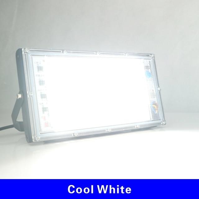 100W Led Flood Light AC 220V 230V 240V Outdoor Floodlight Spotlight IP65 Waterproof LED Street Lamp Landscape Lighting