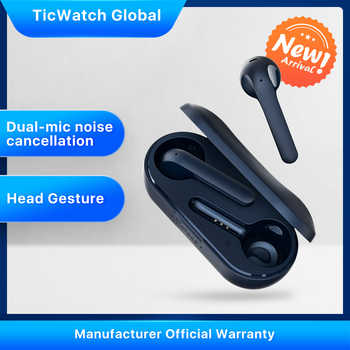 TicPods 2 Pro True Wireless Bluetooth Earbuds In-Ear Detection Superior Sound Quality Touch/Voice/Gesture Control 4PX Waterproof