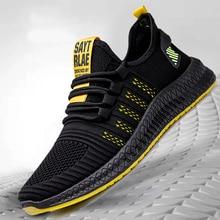 Brand 2020 Mesh Men Casual Shoes Breatha