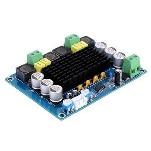Image 5 - 2x120W TPA3116D2 ערוץ כפול סטריאו גבוהה כוח דיגיטלי מגבר אודיו לוח XH M543 אודיו Amp מודול TPA3116 DC12 ~ 26V