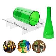 Glas Flasche Cutter Werkzeug Professionelle für Flaschen Schneiden Glas Flasche-Cutter Kunst DIY Cut Werkzeuge Maschine Wein Bier Cutter