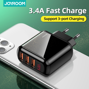 Quickly Charger Safe Fast Charger 3.0 USB Charger Tablet EU Plug Adapte Type C Portable Charging For iPhone Samsung Xiaomi