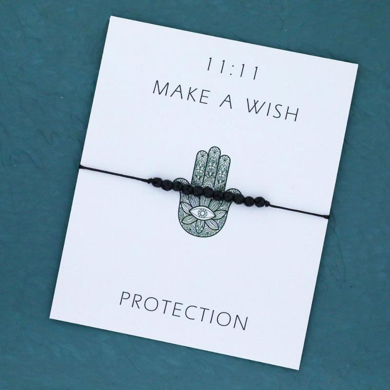 Wish Bracelet A Little Wish For An Artist Wish String Gift Paint Pot Bracelet Charm Bracelet Cord Bracelet