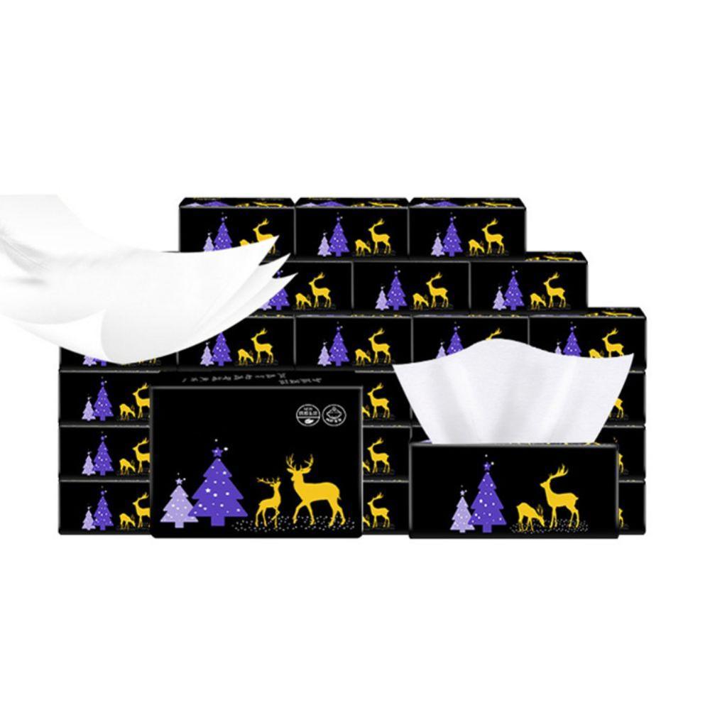 1 Pack Logs Pumping Toilet Paper Tissue Bath Paper Table Napkins Towels Serviettes Household Toilet Paper Health Care