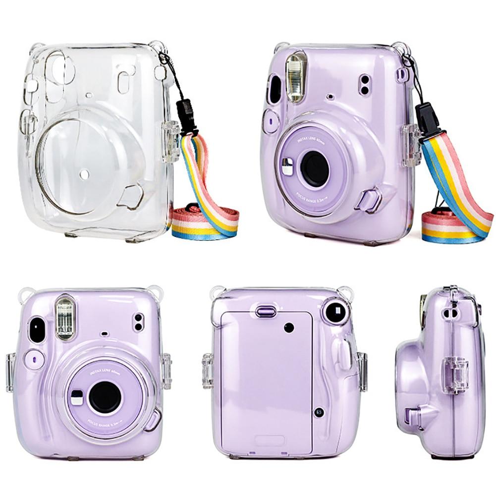 Clear Portable Camera Case