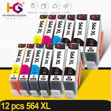 Чернильный картридж для hp 564xl 564 xl 10 упаковок 3520 3521