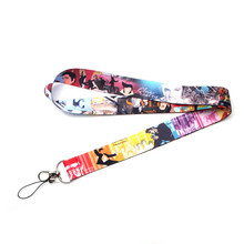 Famous singer Simple Multi-function Mobile Phone Straps Tags Neck Lanyards for keys ID Badges webbing E0503