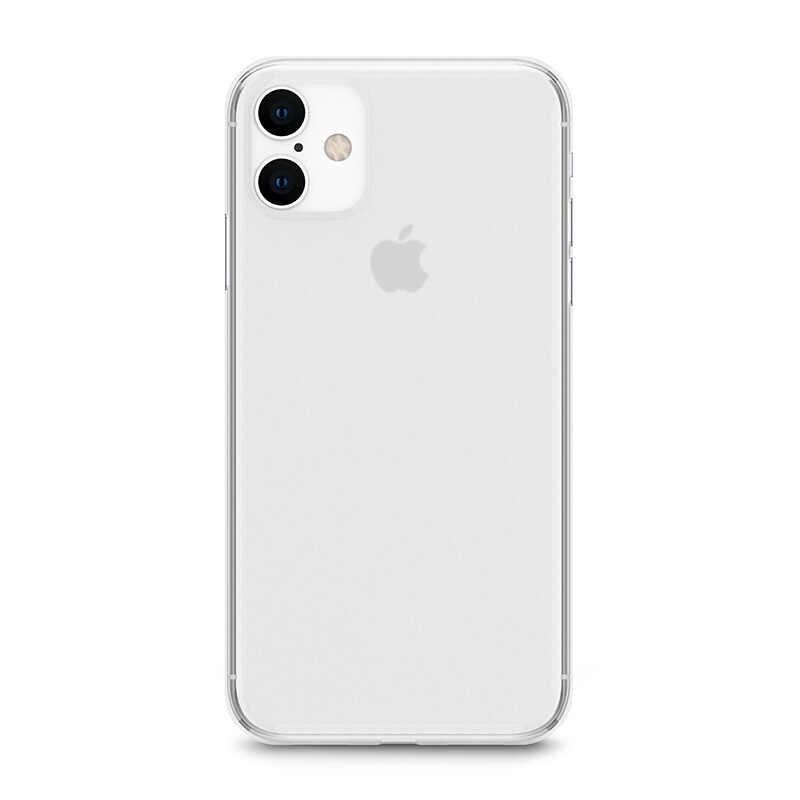 0.03MM Ultra-Thin Luxury กันกระแทกสำหรับ IPhone 11 PRO MAX XR XS MAX X 6 6S 7 8 PLUS Soft Protector โทรศัพท์กรณี