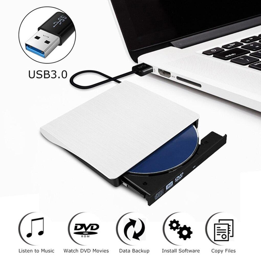 USB 3,0 DVD-ROM Unidad óptica externa delgada CD ROM lector de disco ordenador de escritorio ordenador portátil Tablet promoción reproductor de DVD Versión Global Xiaomi Nota 8 4GB RAM 64GB ROM teléfono móvil Note8 Snapdragon 665 de carga rápida 4000mAh batería de la batería 48MP SmartPhone