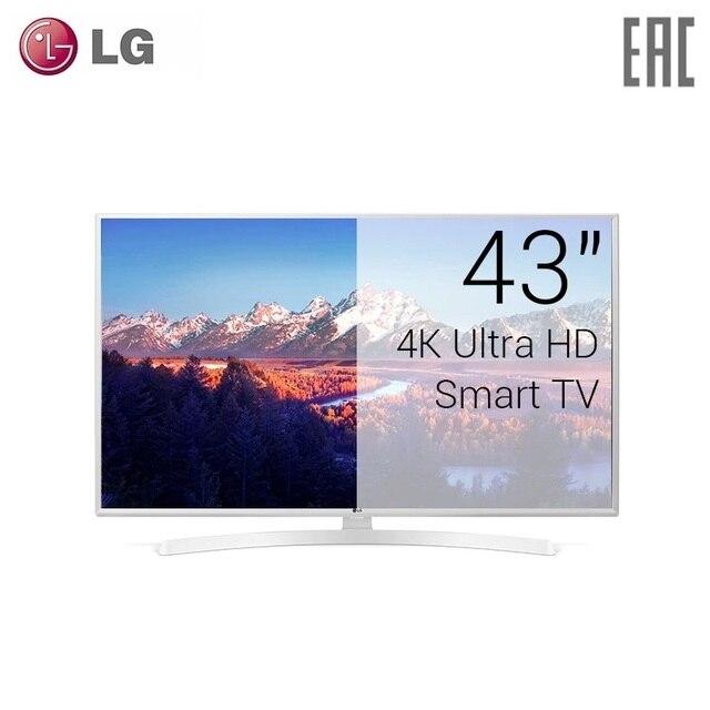 """Телевизор LED 43"""" LG 43UK6390PLG 4K UHD SmartTV"""