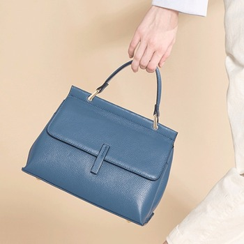 Women Handbags New Arrival Female Shoulder Bags Cross Body Bags NEW Genuine Leather  Women Real Cow Top Layer Leather Tote Bag