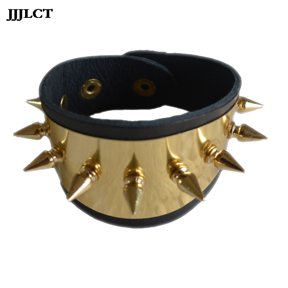 Quinn Quinn Bracelet <font><b>Suicide</b></font> Squad Harry Quinn Accessories Belt Accessories Genuine Leather Women image